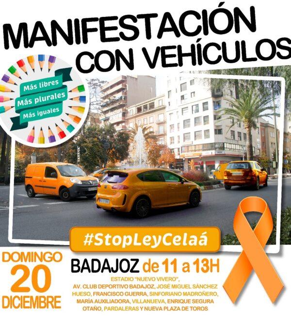 Badajoz 20 diciembre